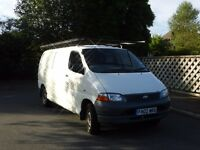If you are looking for a bomb proof reliable van in good condition you found it (MOTed 2017)