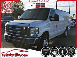 2013 Ford Fourgon Econoline CARGO  FINANCEMENT DISPONIBLE