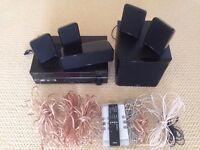 Yamaha HTR-2866 5.1 speaker system