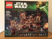 Lego Star Wars Ewok Village (Brand new)
