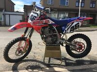 Honda CRF 150 R big wheel motocross bike