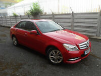 Mercedes-Benz C Class C220 Cdi Blueefficiency Executive SE Saloon Auto Diesel 0% FINANCE AVAILABLE