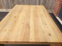 Oak Dining Table In Gloucester Gloucestershire
