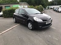 2008 Renault Clio 1.2 Extreme, Full service history