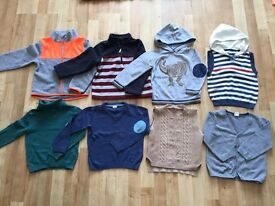 Boys bundle of clothes 2-4 years