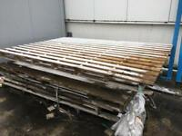 Free pallets/fire wood / fence wood
