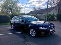 Audi A4 2.0 Se Tdi Estate 2011 / 11 / Black / Finance Available* S LINE SPORT SPECIAL Edition