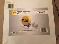New Yale wireless Security Alarm, boxed