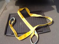 TOWING STRAP/SLING STRONG 4X4 PULL OUT STRAP