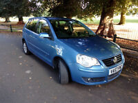 VW Polo 1.4 6speed AUTO; 12 Month MOT; Aircon; Very clean inside and out