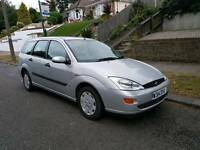 FORD FOCUS 1.8 TDI IN EXCELLENT CONDITION INSIDE AND OUT DRIVES SUPERB £595