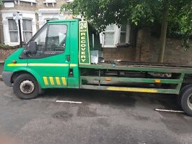 Recovery Vehicle and Business £20,000 ONO
