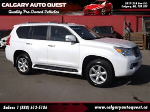 2010 Lexus GX 460 Premium 4WD/NAVI/B.CAM/LEATHER/SUNROOF