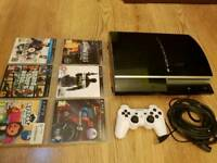 Sony PlayStation 3 ps3 and games