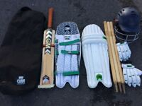 Boys cricket set