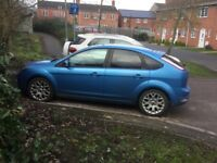 "Ford Focus 1.6Ltr, 5 door hatch back, 17"" alloys, excellent condition"