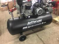 Jefferson 200 litre Compressor made in Italy