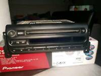 Radio/CD player for mini Cooper