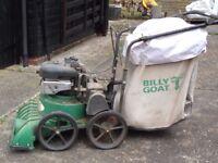 As New Billy Goat Petrol Powered Garden Vacuum