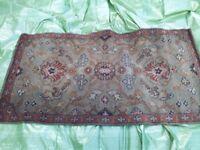 Genuine vintage rug