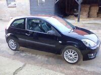 Ford Fiesta Zetec s 1.6 2007