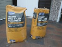 Wickes Wall and Floor Rapid Set Tile Adhesive 20kg (2)