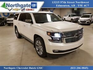 2015 Chevrolet Suburban LTZ, Leather, DVD, Sunroof, Bluetooth, U