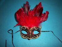 Face Mask Masquerade Fancy Dress IP1