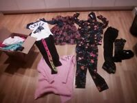 JOB LOT BUNDLE BRAND NEW GIRLS CLOTHES & SHOES / TRAINERS WITH TAGS 30 / 40 ITEMS EASY QUICK PROFIT