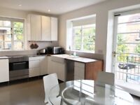 3 Bed Flat for Rent in Rotherhithe £1860 pcm (Quiet, Spacious, Bright, Riverside)
