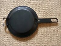 Typhoon Non-Stick Omelette Pancake Pan Double Sided Flip Frying Pan Cookware