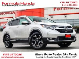 2017 Honda CR-V TOURING | DEMO | TOP OF LINE!