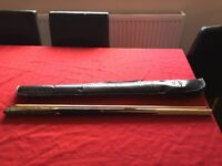Paul Hunter snooker cue
