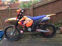 KTM EXC 125 2007