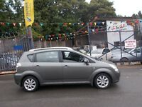 Toyota Corolla Verso 1.8 VVT-i T Spirit 5dr MPV 1 OWNER FROM NEW 7 SEATS 04/54