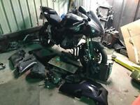 Yamaha yzf r1. Spares or repair