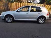 VW GOLF 1.9TDI GT 12 MONTHS MOT FSH 100K MILES