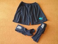 Cromer Academy PE Shorts and Socks