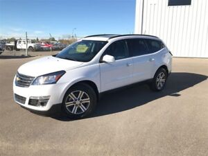 2016 Chevrolet Traverse 2LT-AWD-LEATHER-SUN ROOF