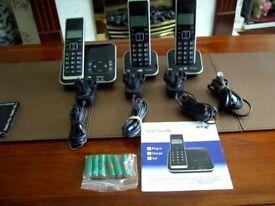 BT Xenon 1500 phones