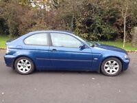 BMW 316TI Compact £950