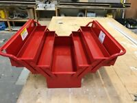 Snap-on 5 tray Cantilever Tool Box