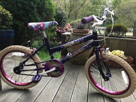 Kid's bicycle for sale - Universal 'Palm Springs', suit 4-8 year-old.