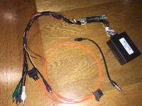 Porsche Fibre Optic Head Unit Inteface Kit