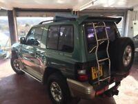 shogun swb very very very clean : Mitsubishi SHOGUN GLS V6 SWB AUTO