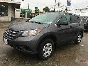 2014 Honda CR-V LX/CLEAROUT!/PRICED FOR AN IMMEDIATE SALE! Kitchener / Waterloo Kitchener Area image 2