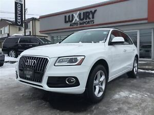 2016 Audi Q5 QUATTRO-FULL FACTORY WARRANTY