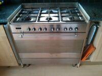 elba gas cooker