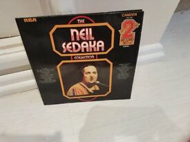 NEIL SEDAKA double album l/p vinyl
