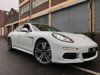 Porsche Panamera 2014 3.0 TD V6 Tiptronic 5 door FACELIFT MODEL + Porsche WARRANTY